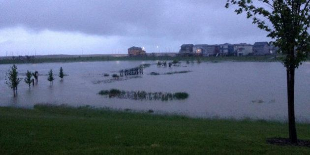 Alberta Flooding 2014: Claresholm, Cardston Declare State Of