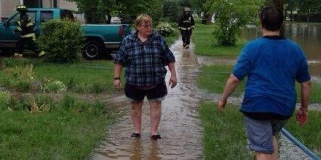 Alberta Flooding 2014 In