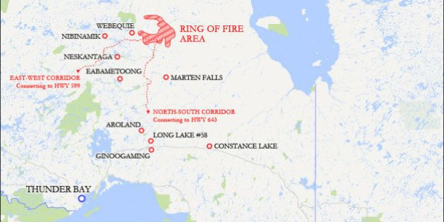 Ontario's Ring Of Fire: No Going Back If Mistakes Are Made, Study