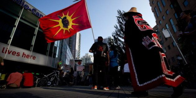 Northern Gateway Pipeline: B.C. First Nations Unite To Fight