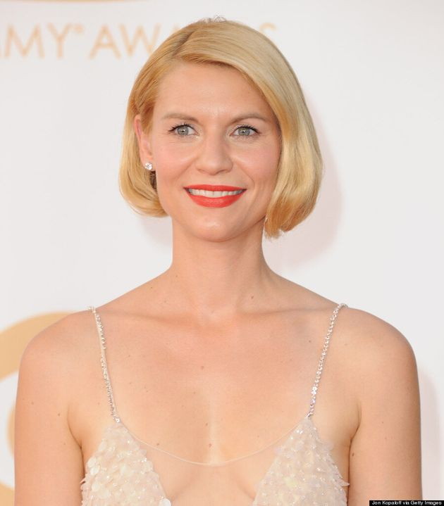 Claire Danes Debuts Red Hair, Channels Angela Chase From 'My So-Called Life'