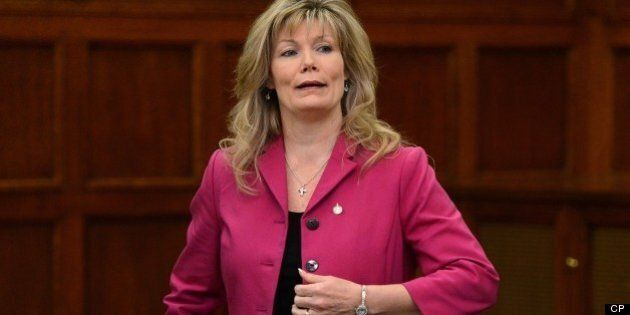 Tory MP Shelly Glover Under Fire For Ethics