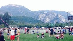 Squamish Music Festival Goers Checked For Drugs And