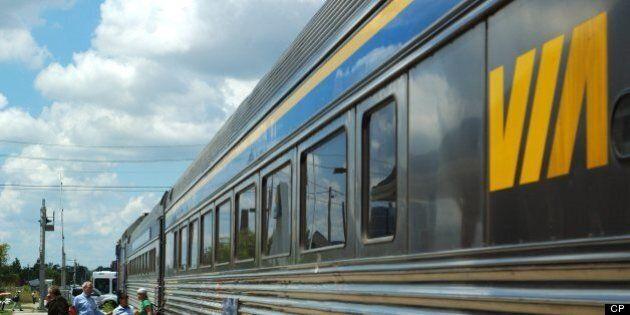 Via Rail's Maritime-Quebec Passenger Service In