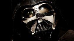 Darth Vader Robber Falls To The