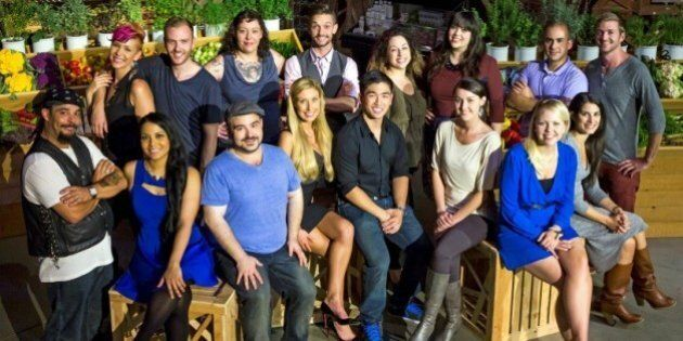 'MasterChef Canada' Contestants: 16 Home Cooks Who Made The