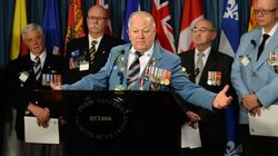 Veterans Call On Fantino To