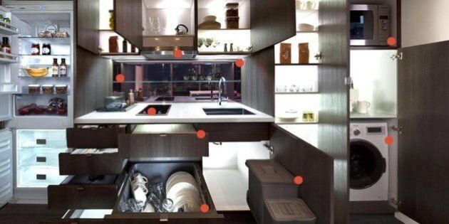 Toronto's Smart House Micro-Condo Wins Design