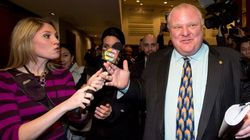 Ford Makes Things Extremely Awkward At Glitzy Toronto