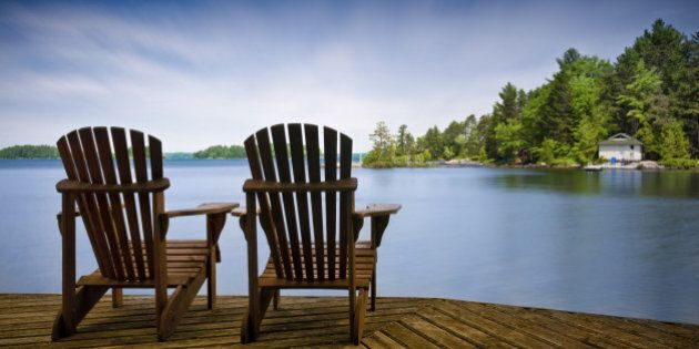 Cottage Construction In Canada Has Pretty Much Ground To A