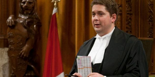 Speaker Andrew Scheer Urges MPs Raise Quality Of Commons