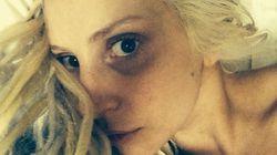 Lady Gaga's Unusual Makeup-Free
