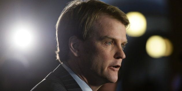 Chris Alexander: Senior Ukraine Officials Barred From