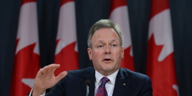 Stephen Poloz's Secret Plan: Sink The