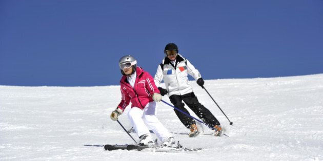 Ski Health Benefits: Why Skiing Makes You