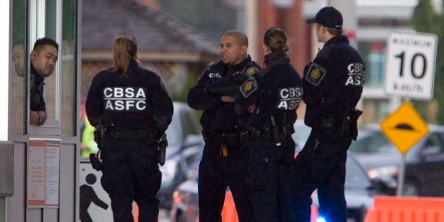 Canada's Border Agency Broke Law With War Crimes Tag: