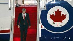 Harper Heading To