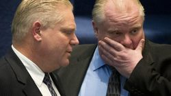 Doug Ford: Voters 'Don't Care' About Rob Ford's