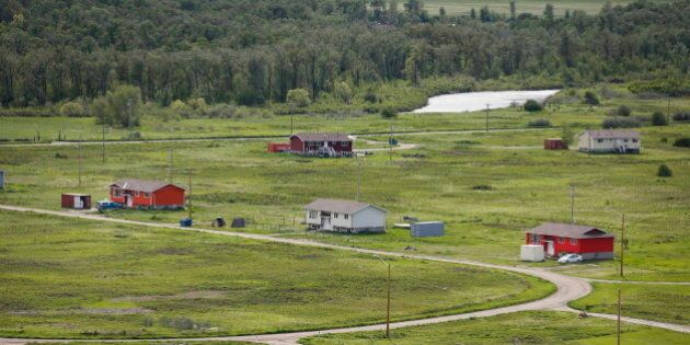 Slow Flood Recovery Plagues Siksika