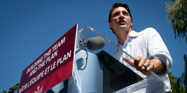 Justin Trudeau Vows To Scrap First Nations Financial Transparency