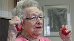 Prepare To Be Fitness-Shamed By A 98 Year