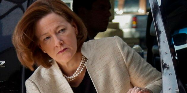 Alison Redford's Tory Board Meeting Features Hard-Hitting