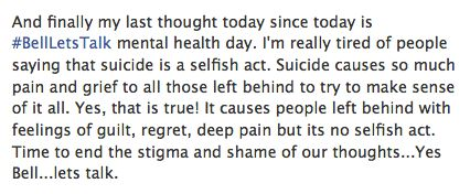 Why Mental Health Day Matters for My Daughter, Amanda