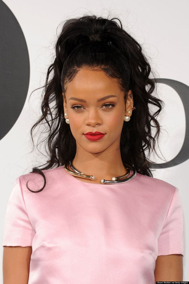 Rihanna Is The Latest Victim To Fall Prey To Nipple Darts