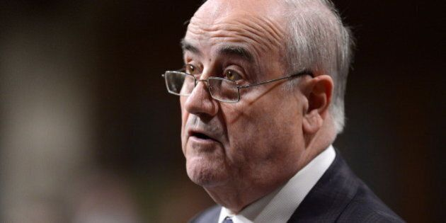 Julian Fantino, Veterans Affairs Minister, Apologizes To Angry