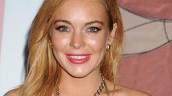 OOPS. Lindsay Lohan Forgets Her