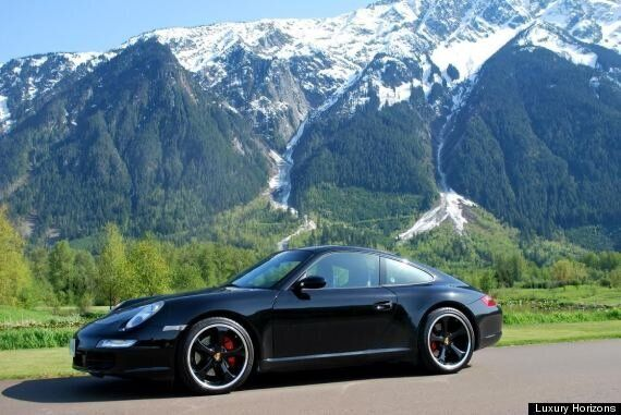 B.C. Luxury Car Tour Lets You Drive Some Exclusive