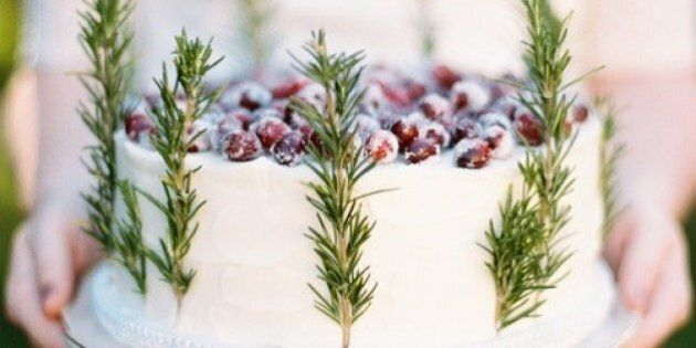 Winter Wedding Cake: 40 Beautiful Cake Ideas For Your Winter Wonderland