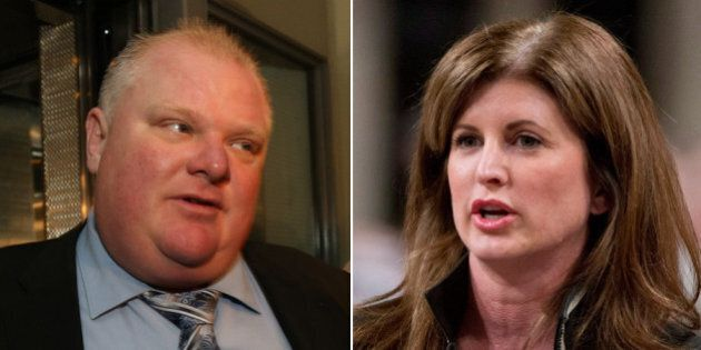 Rona Ambrose Hopes Rob Ford Gets Help But 'Won't Pass