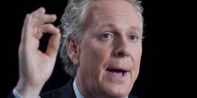 Philippe Couillard: Jean Charest Denies Taking $3,000 Lobbyist