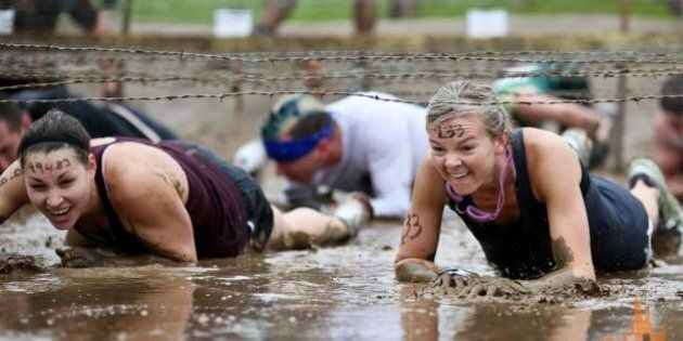 Getting Messy in the Mud Is Good for You, so Jump