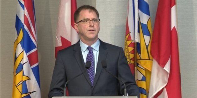 New NDP Leader Will Win Next B.C. Election, Dix