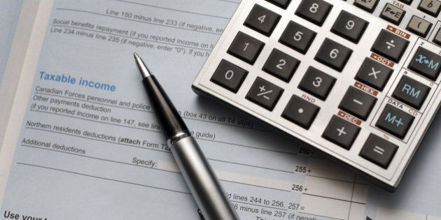 Canadians Pay A Lot In Taxes, Fraser Institute Reminds