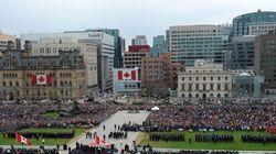 Canada Pays Tribute To Afghanistan