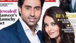 Aishwarya Rai And Hubby Go