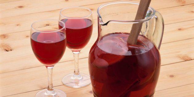 Sangria Recipes To Kick Off Patio