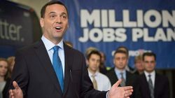 Hudak Vows Massive Public Sector Job