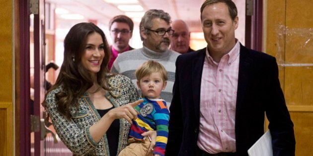 Peter MacKay Suggests Women Are Too Busy Bonding With Kids To Be