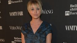 Kaley Cuoco Is Ready For A Chic