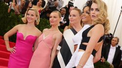 Reese Witherspoon And Cara Delevingne Get Into An