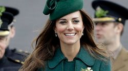 Kate Middleton's Chic St. Patrick's Day