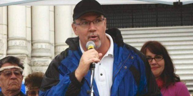 John Horgan Joins B.C. NDP Leadership