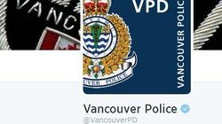 Police On Twitter Not Totally A Good Thing: UBC