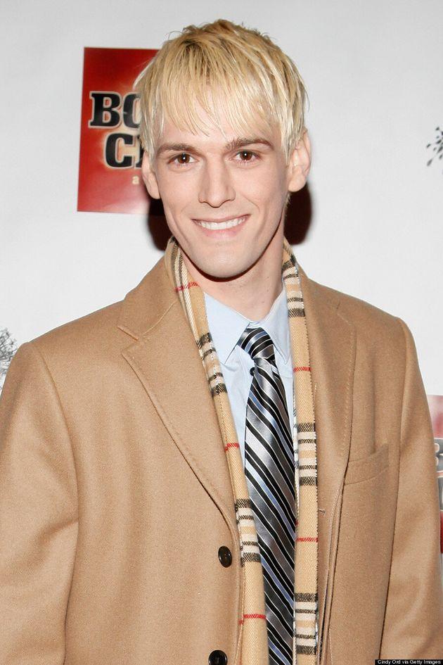 James Franco Dyes Hair Blond, Looks Like Aaron