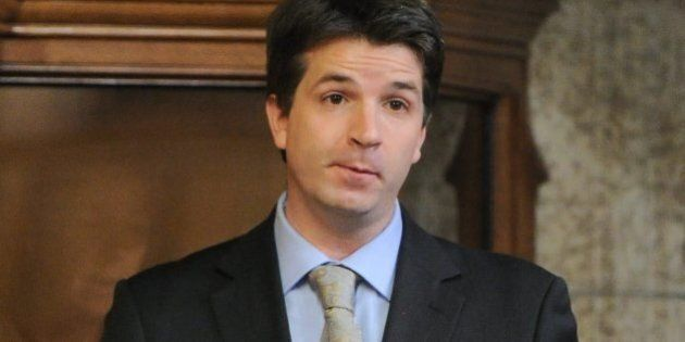 Jean-Francois Fortin, Bloc MP, Quits Party In Protest Of
