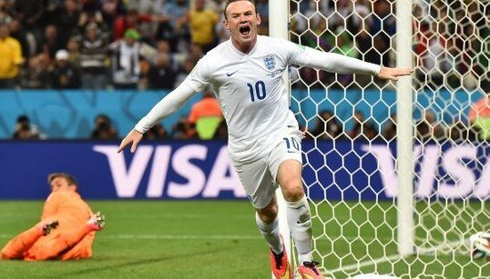 Rooney's World Cup Drought